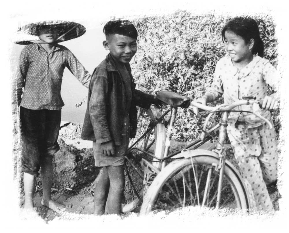 Photo taken in 1965/66 near DaNang, Vietnam