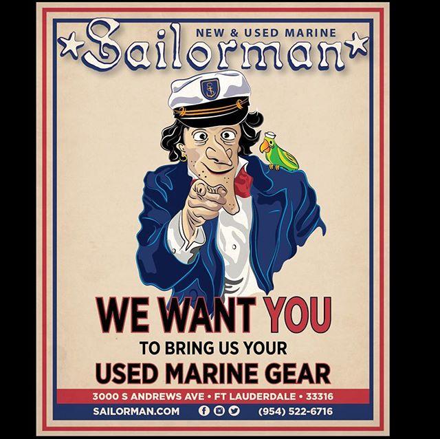 #unclesam for @sailorman_marine_store! #graphicdesign #adobeillustrator #posterdesign #illustration #design