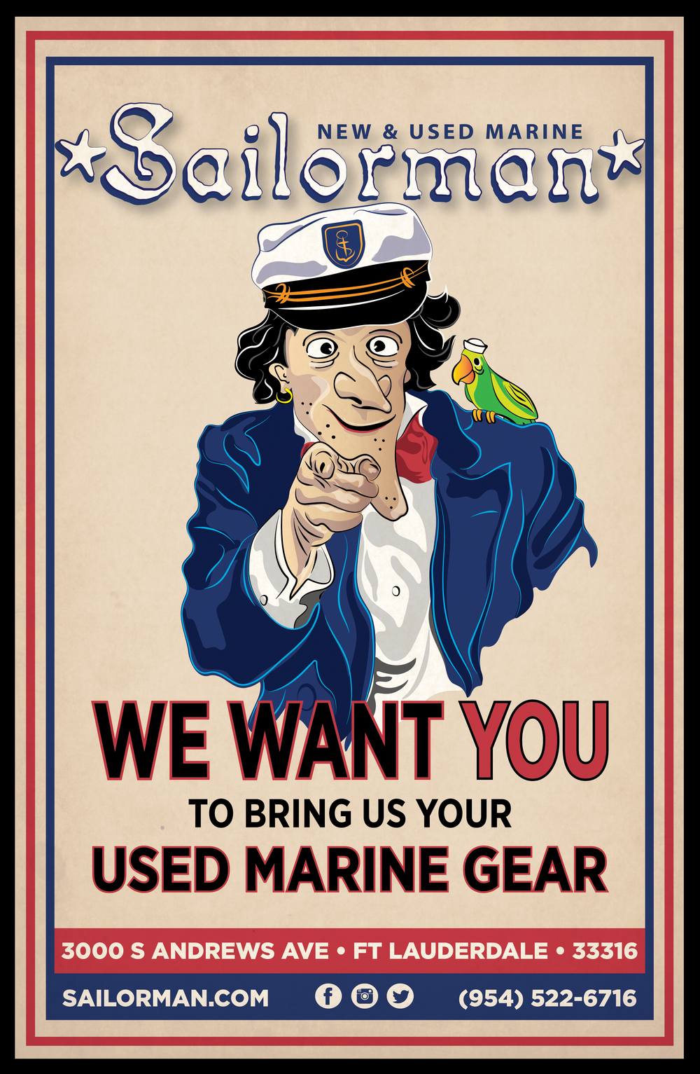 Sailorman Uncle Sam Poster.png