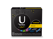 U by Kotex Regular
