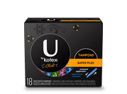 U by Kotex SuperPlus