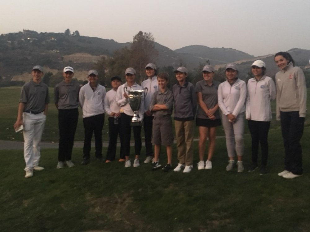 The 3rd Annual Bay Cup was held at Carmel Valley Ranch on November 11, 2018