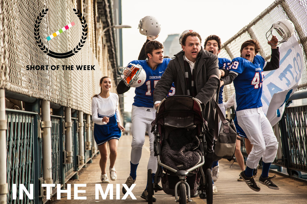 In the Mix got a great feature today in SHORT OF THE WEEK!  Please watch and share!! https://www.shortoftheweek.com/2017/05/10/in-the-mix/