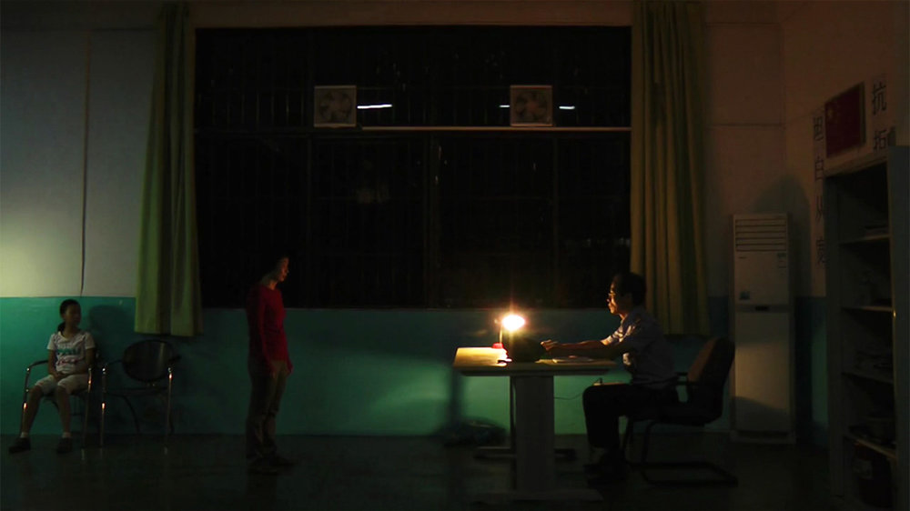 Ten Years Later   2010 | China | Short Fiction | 10 min | HD | Color  Director/Scriptwriter/Cinematographer/Editor: Zhengfan Yang      * China Independent Film Festival (China, 2012)     * China Time Festival (Germany, 2014)   SYNOPSIS :   This film is adapted from a true event. The protagonist was sentenced to death because of having the suspicion of killing his wife. Ten years later after his death, his wife returns home.