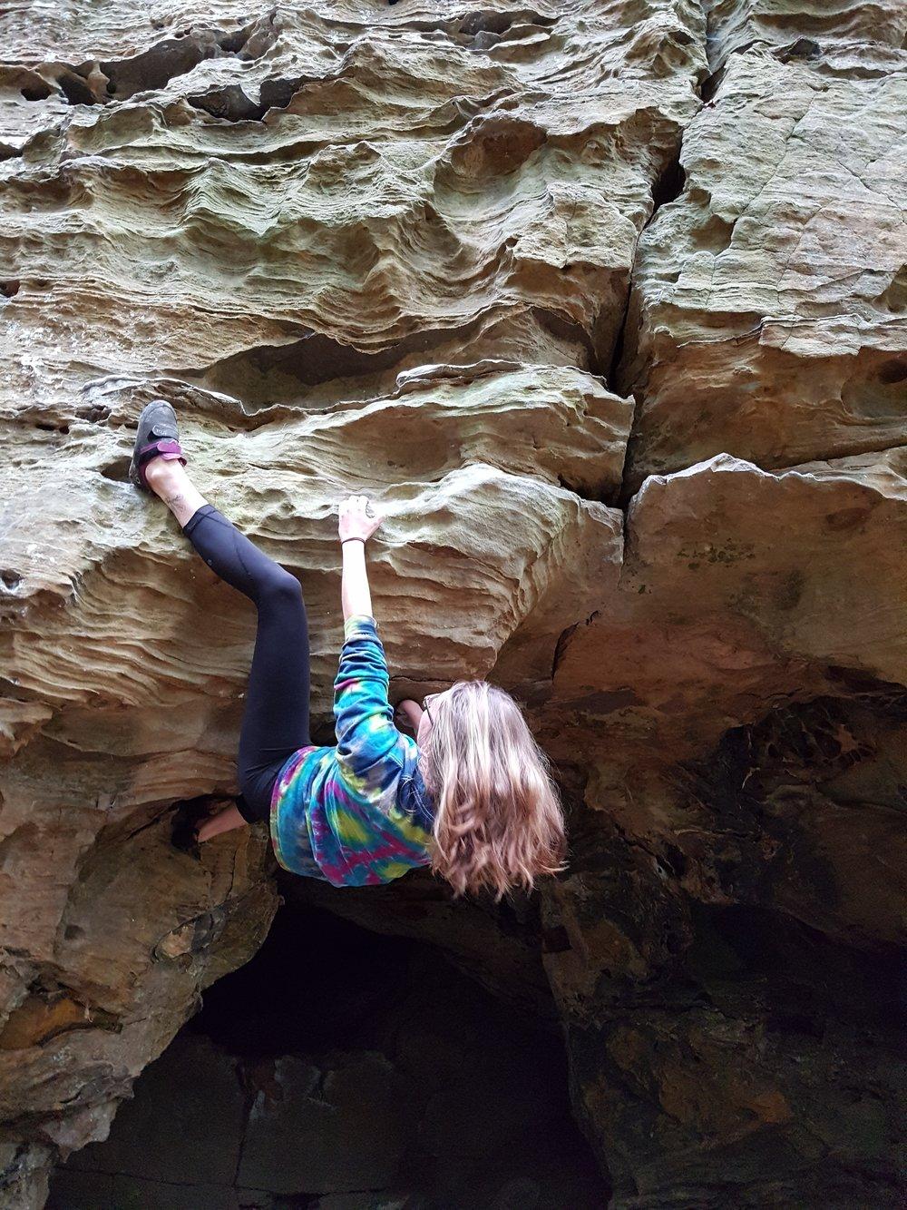 Emily McDermott Rock Climbing Bouldering Woman.jpg