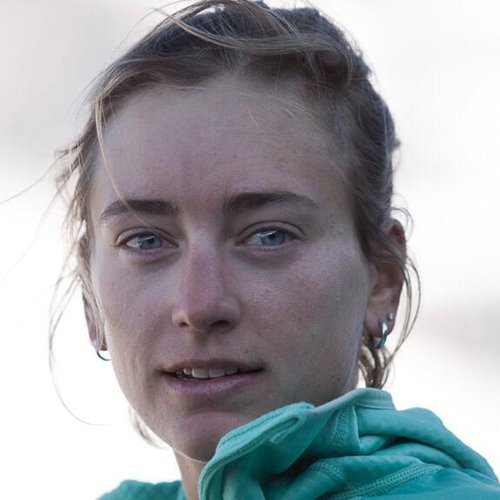 Katie Bono - Growing up in Minneapolis, Katie's first introduction to the outdoors came in cross country ski racing. This taught her many skills that she would use later on, including how to suffer for long periods of time and how to cope with absurdly cold weather. In high school, Katie travelled to the Canadian Rockies for the first time on a training trip and fell in love with the mountains. This love affair deepened while ski racing for Dartmouth College in New Hampshire when she discovered climbing. After retiring from the ski racing circuit in 2011, Katie began guiding and had the chance to pursue climbing more extensively as a professional climber for Arc'teryx.