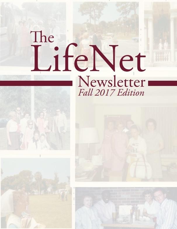 LIfeNet Newsletter - Fall 2017