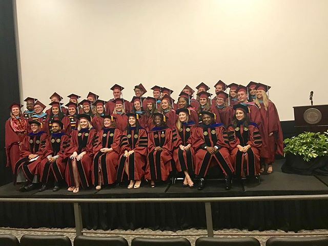 Congratulations to our HESA Class of 2018! We are so proud of all of your accomplishments and cannot wait to watch you all excel moving forward!