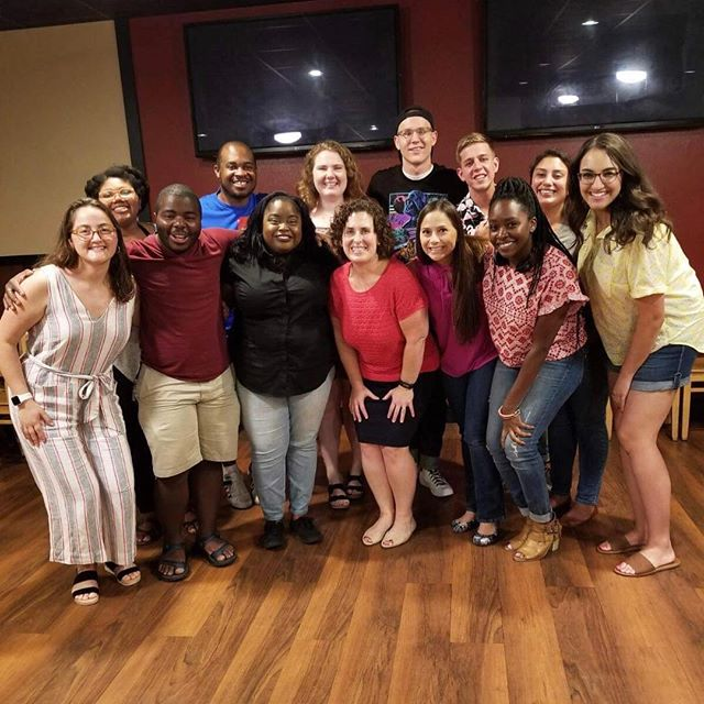 Our summer social was a success! We love our cohorts getting to know each other better! Thank you all for coming! #HESASummerSocial