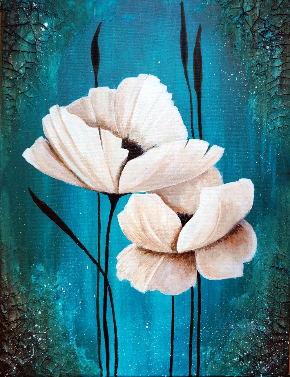 Perle de fleurs-SOLD