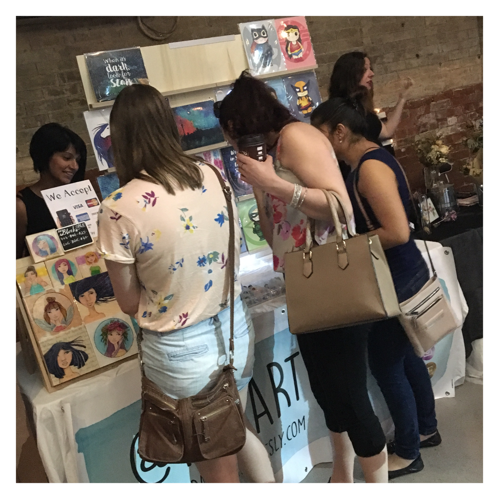 Toronto Etsy - July 9,2017