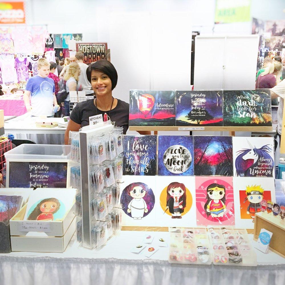 Fan Expo Canada YFL 2018.JPG