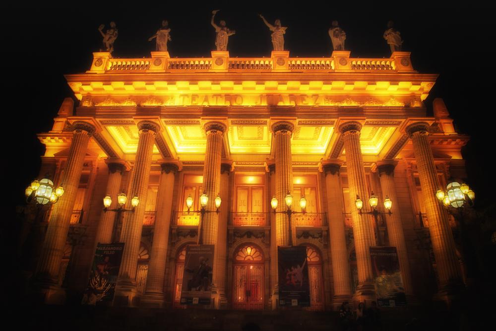 Teatro Juárez / Guanajuato