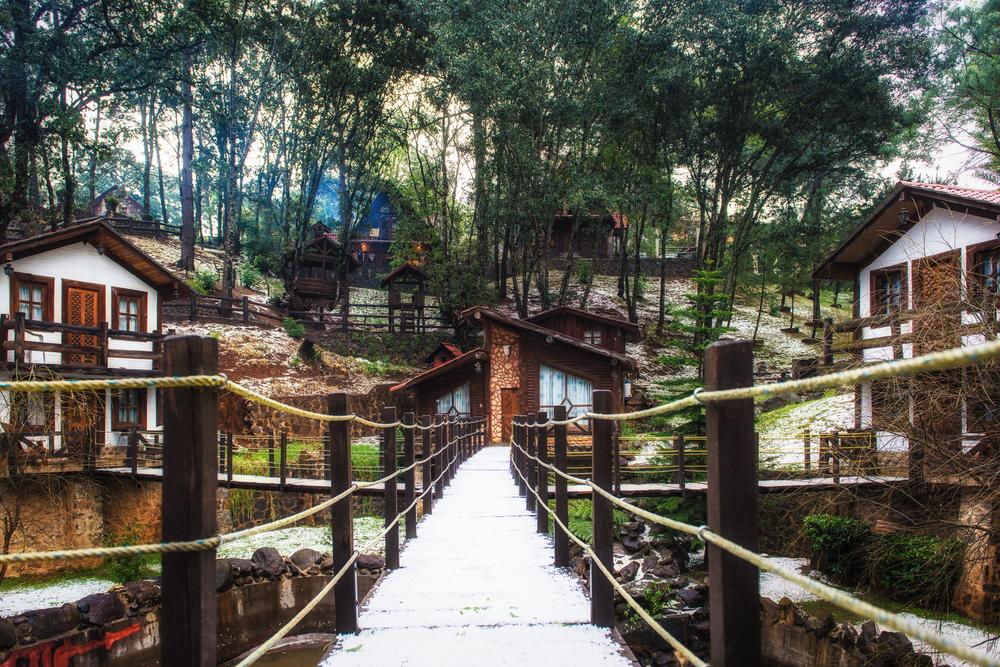 Cabañas / Cabins Mazamitla