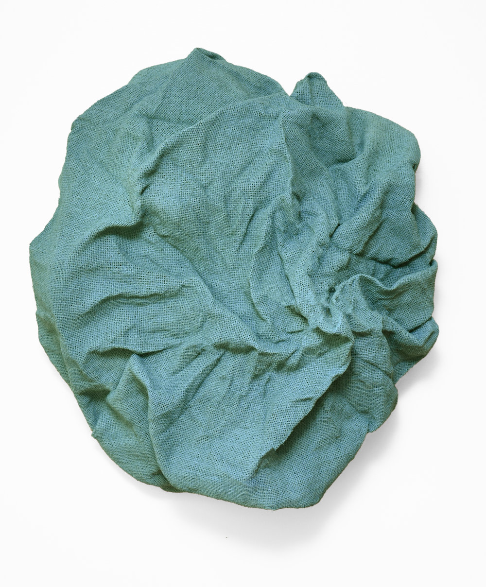 Jade Green Folds
