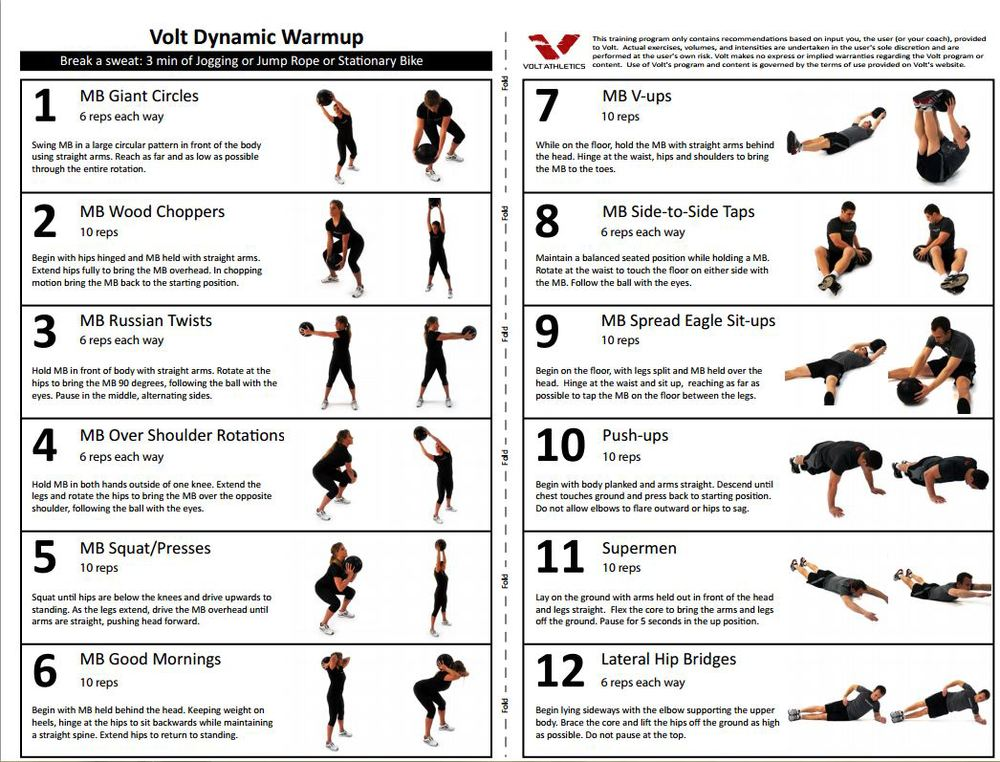 Pro Tip: DON'T SKIP YOUR WARM-UP — Volt Blog
