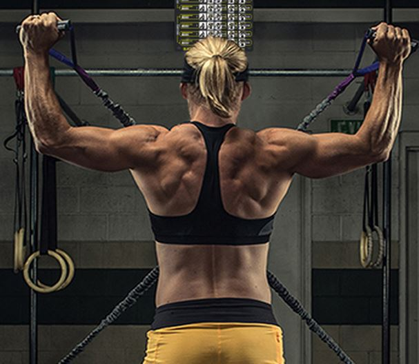 Strengthening the muscles that surround the scapula is key for proper shoulder mobility and stability.