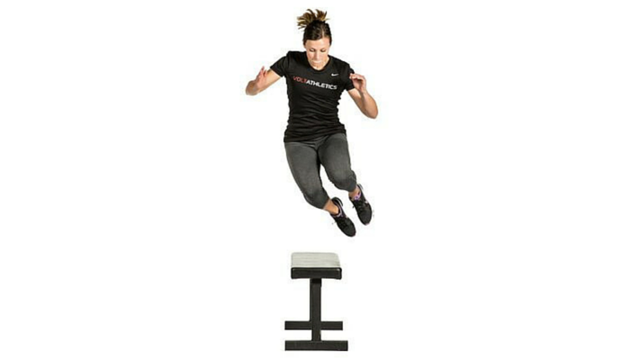 Lateral jumps are all about building lower-body power and explosiveness in a lateral plane. By training the body from all angles, volleyball athletes will develop the agility and proprioception needed for safe and effective movement on the court.