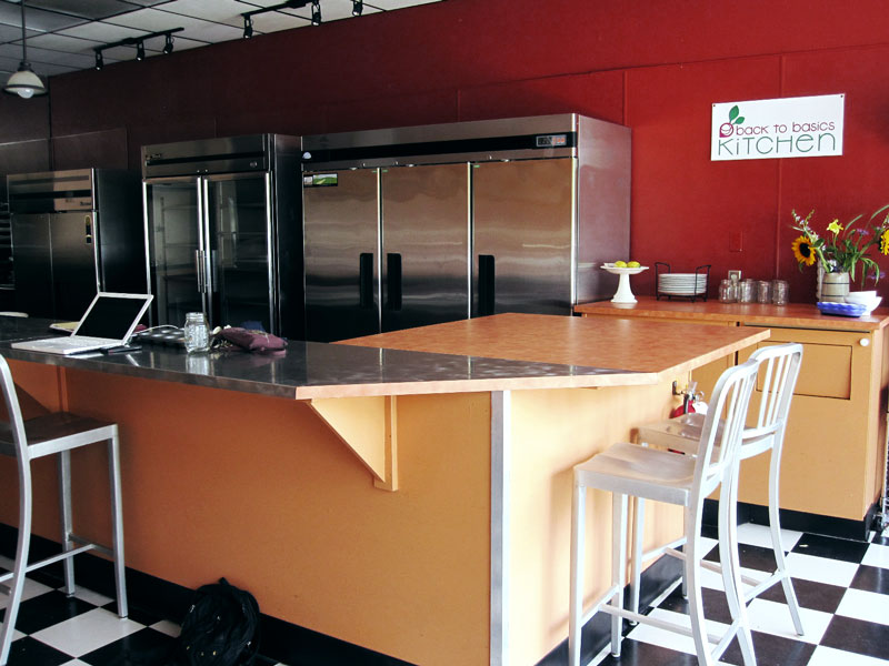 Commercial Kitchen Rentals Los Angeles