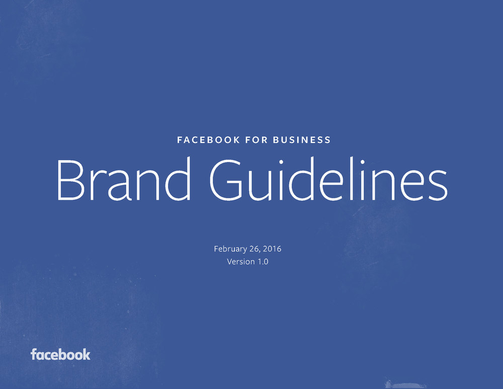 facebook for business ms rh morgansilva com Website Style Guide Example Style Guide Icon