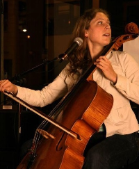 Martha Larson, Cello + Vocals