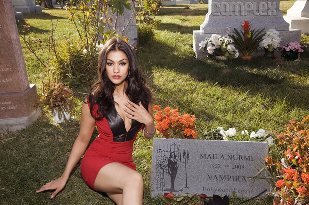 True Blood' Star Janina Gavankar: The Complex Interview, Gallery, and Video | Complex