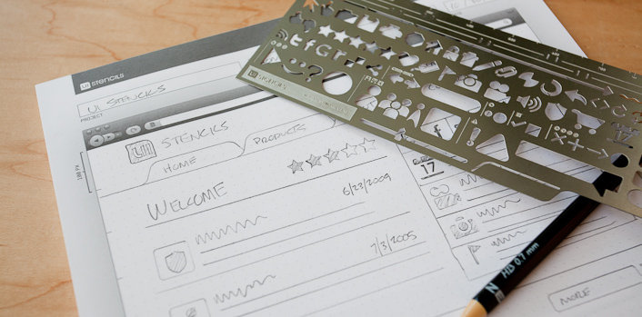 me want: (UI design sketch pads by @UIstencils )