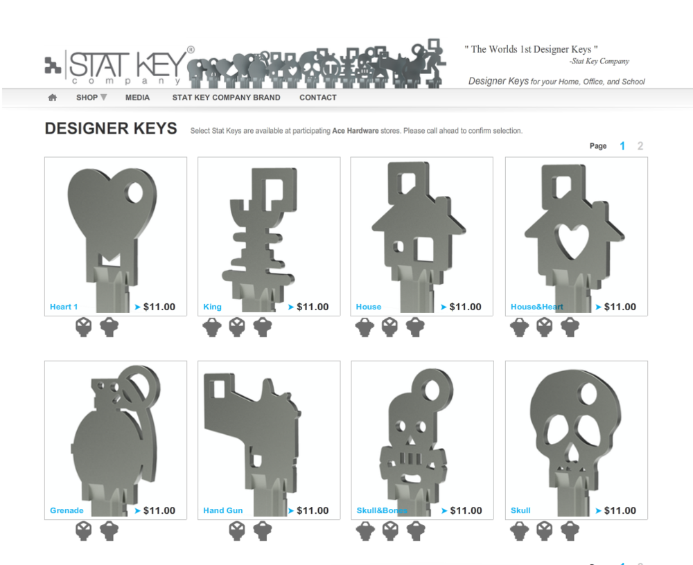 me want: (badass keys by @statkey)