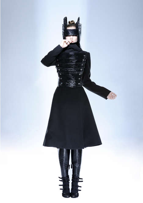 me want: (Robot Couture by Eva Nyiri)