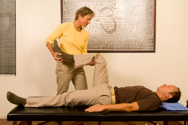 Back Pain and Sciatica Pain Relief treatment