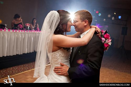 Another first dance shot