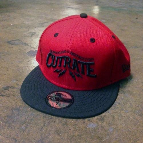 Cutrate New Era 5150 fitted cap — The Cut-Rate c2bdac389c4
