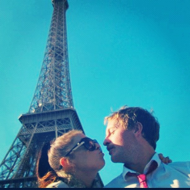 paris love. dreaming of our next adventure.