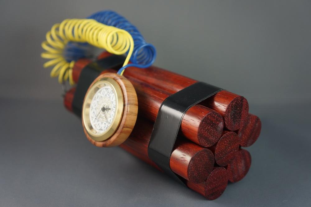 Time Bomb Clock