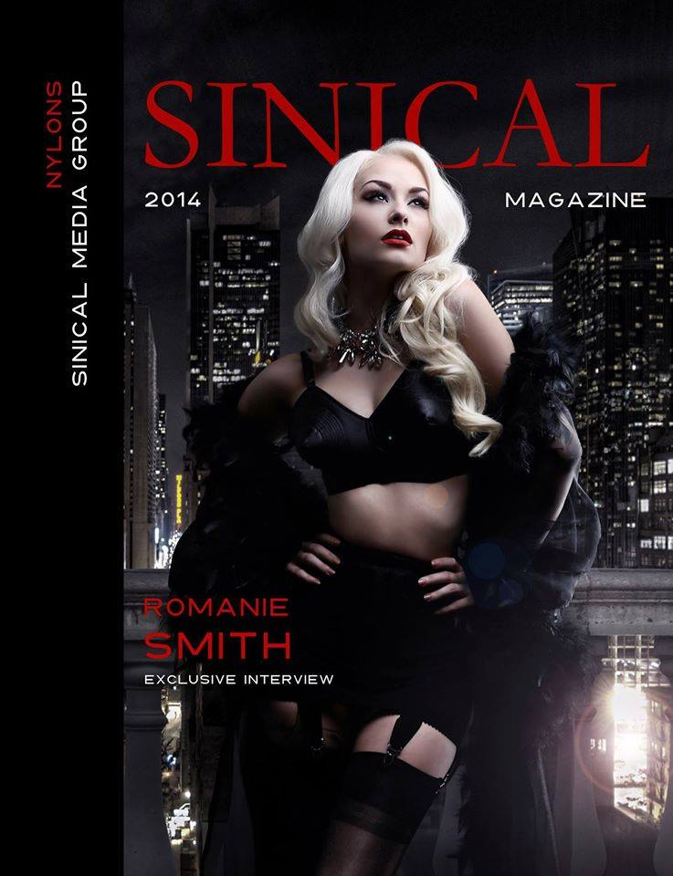 Sinical Magazine - Nylons Special