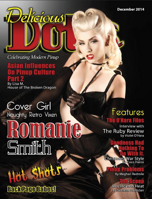 Delicious Dolls - December 2014