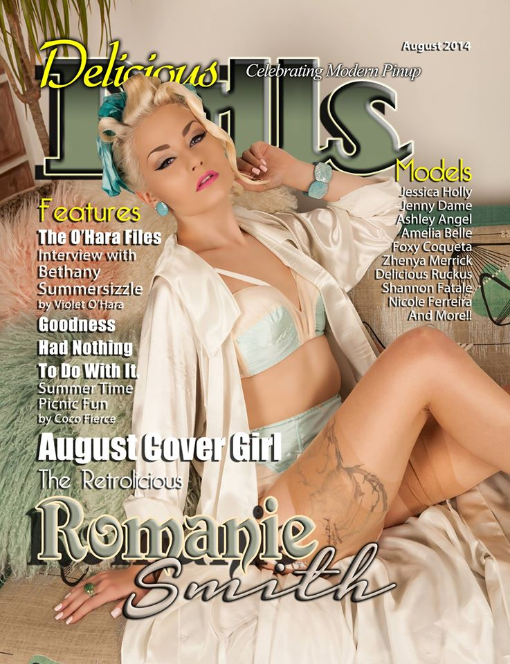 Delicious Dolls August 2014
