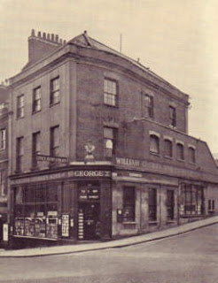 George's Bookshop, Bristol, 1936