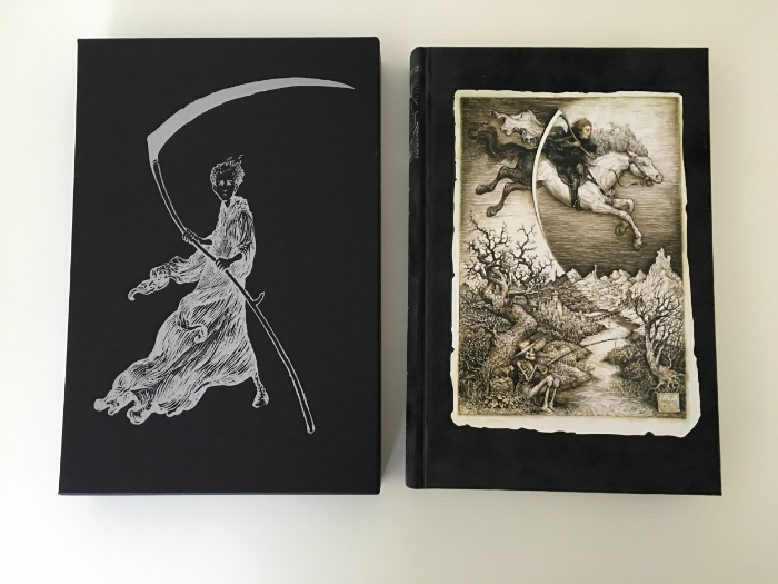 Normal Edition Slipcase and Cover