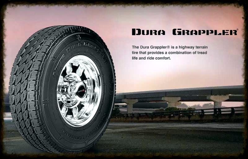 Nitto Dura Grappler >> Nitto Product Nitto Dura Grappler Tires Offroad Upgrades