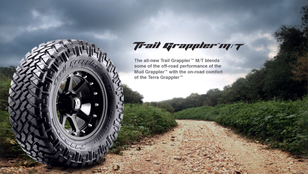 Trail Grappler Tires