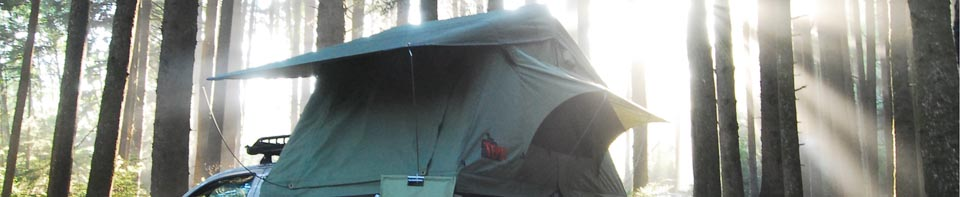 Tepui Roof Top Tents