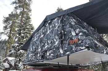 Tepui Kukenam Siberian Camo Roof Top Tent