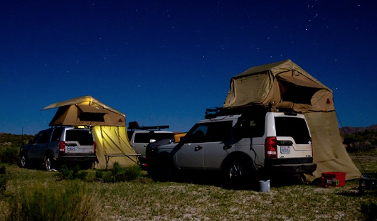 Tepui Roof Top Tents Out Camping