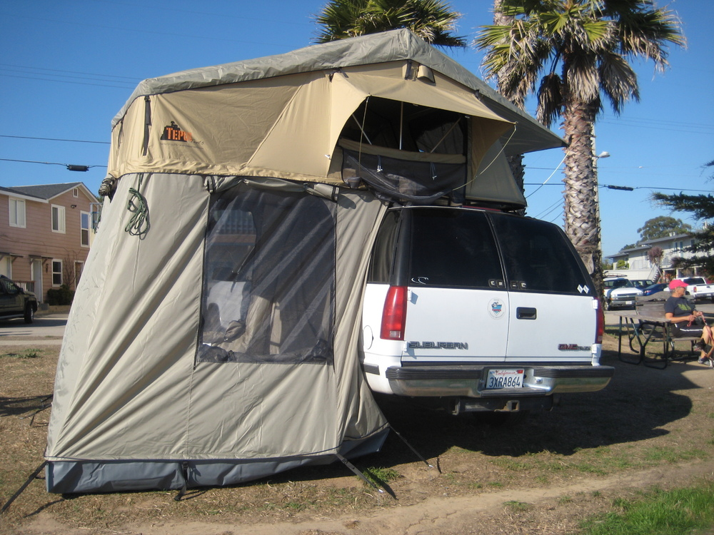 IMG_3203.JPG & Tepui Tents Products - Tepui Tents Gran Sabana Roof Top Tent ...