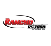 Rancho RS7000MT Steering Stabilizer