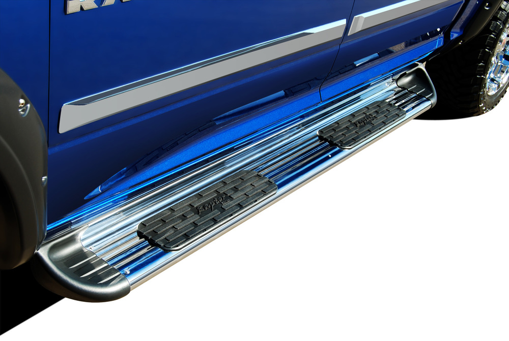 "Raptor Series 7"" (SSR) Stainless Steel Running Boards"