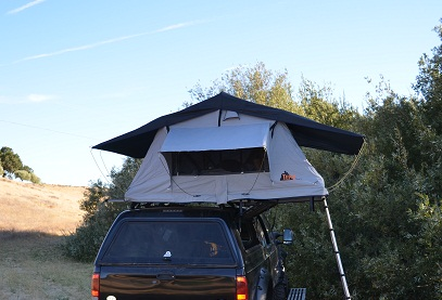 Tepui Sky Tent Blue Roof Top Tent