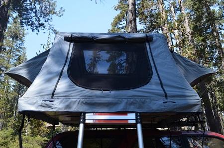 Tepui Kukenam Sky Tent Blue Roof Top Tent