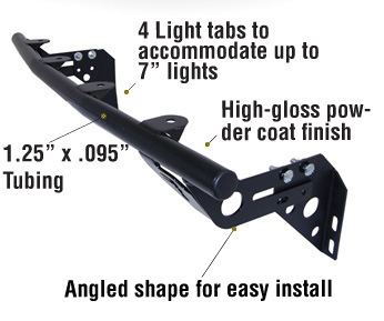 Smittybilt products automotive products truck products jeep smittybilt street light bars aloadofball Images